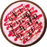 『アイスクリームピザ(ラズベリースペシャル)』(参考価格:2600円)