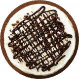 『アイスクリームピザ(ダブルチョコレート)』(参考価格:2600円)