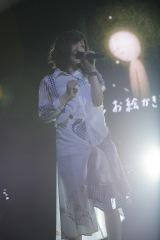 有安杏果のソロ東名阪ツアー『ココロノセンリツ 〜Feel a heartbeat〜 Vol.1』ファイナルの模様 photo by HAJIME KAMIIISAKA+Z