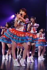 大場美奈センターで乃木坂46の「ガールズルール」をカバー=東京・昼公演(C)AKS