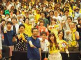 中川翔子、ポケモン映画初の発声可能上映に絶叫「最高〜!」