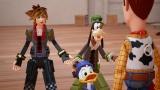 スクウェア・エニックス『KINGDOM HEARTS III』ピクサーから新ワールド「トイ・ストーリー」の世界が登場(C)Disney (C)Disney/Pixar Developed by SQUARE ENIX