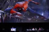 PS4新作『Marvel's Spider-Man(スパイダーマン)』(18年発売予定)=ディズニーファンイベント『D23 Expo 2017』(7月15日)(C) Disney. All rights reserved