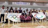 『東京2020 オリンピック・パラリンピック フラッグツアーセレモニー』にTOKIOの長瀬智也が出席 (C)ORICON NewS inc.
