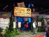 ディズニーランドに「パイレーツ・オブ・カリビアン」のアトラクションが初登場して50周年。『D23 Expo 2017』で大規模な展示が行われた (C)ORICON NewS inc.
