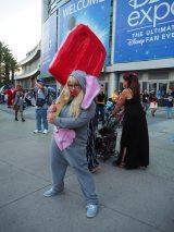 世界中のディズニーファンが集結するイベント『D23 Expo: The Ultimate Disney Fan Event』の模様 (C)ORICON NewS inc.