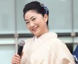 『東京五輪音頭-2020-』を歌唱することが決まった石川さゆり (C)ORICON NewS inc.
