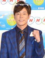 『平成28年度 NHK語学番組』の発表会見に出席した陣内智則 (C)ORICON NewS inc.