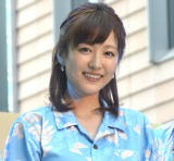 『超汐留パラダイス』キックオフイベントに参加した滝菜月アナウンサー (C)ORICON NewS inc.