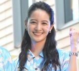『超汐留パラダイス』キックオフイベントに参加した後呂有紗アナウンサー (C)ORICON NewS inc.