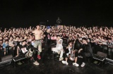 NHK『SONGS』で男性限定ライブを敢行したUVERworld