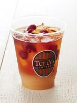 現在発売中の『&Tea ピーチティー&フランボワーズ』