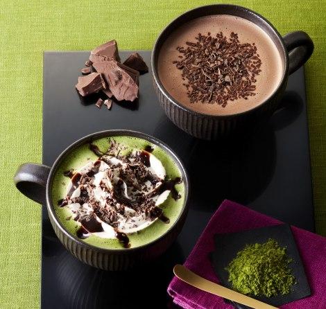 タリーズコーヒーから大人味が楽しめるチョコレートドリンクが登場