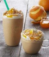 タリーズからエスプレッソとオレンジの爽やか味が楽しめる『クレープシュゼットラテ』が新登場