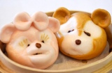 ダッフィー&シェリーメイの蒸しパン (C)oricon ME inc.