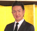 妻の妊娠を報告した中村獅童 (C)ORICON NewS inc.
