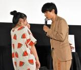 「映画版もドラマも、俺のために見とけよ」と吉沢亮 (C)ORICON NewS inc.