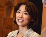 ミュージカル『にんじん』ゲネプロ後囲み取材に出席した真琴つばさ (C)ORICON NewS inc.