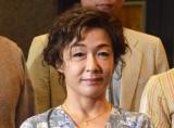 ミュージカル『にんじん』ゲネプロ後囲み取材に出席したキムラ緑子 (C)ORICON NewS inc.