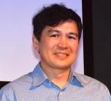 『THE ドラえもん展TOKYO 2017』の記者発表会見に参加した西尾康之氏