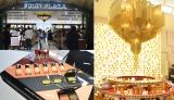 「GINZA SIX」のビューティショップは見どころ多数(左上/#0107 PLAZA、左下/Dior Beauty GINZA、右/HACCI) (C)oricon ME inc.