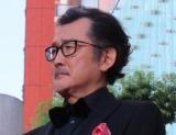 映画『三度目の殺人』のレッドカーペットに参加した吉田鋼太郎 (C)ORICON NewS inc.