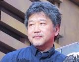 映画『三度目の殺人』のレッドカーペットに参加した是枝裕和監督 (C)ORICON NewS inc.