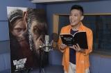 『猿の惑星:聖戦記(グレート・ウォー)』で、ユーモアと知性を秘めた猿の日本語吹替え版声優を務める柳沢慎吾 (C)2017 Twentieth Century Fox Film Corporation
