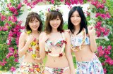 『AKB48総選挙!水着サプライズ発表2017』より(C)Takeo Dec. HIROKAZU LUCKMAN 佐藤佑一/週刊プレイボーイ