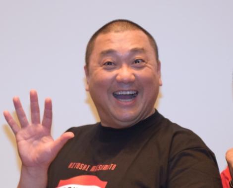 【芸能】山本圭壱、松本人志『ドキュメンタル』参加に感慨「ようやく仕事らしい仕事ができた」