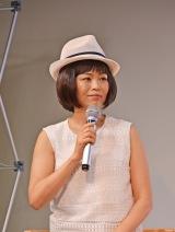 乳がん治療を語るお笑いタレントのだいたひかる(C)oricon ME inc.