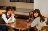 (左から)白洲迅、川口春奈(C)日本テレビ