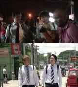8月5日放送、テレビ朝日『世界むちゃブリ旅』三四郎はインド、ブリリアンはフィリピンへ(C)テレビ朝日