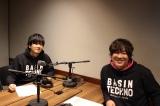 ラジオでは初対談も放送