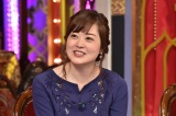 『今夜くらべてみましたゴールデン初回2時間SP』にゲスト出演した水卜麻美アナウンサー (C)日本テレビ