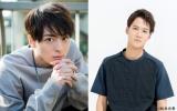 テレビ東京ドラマ25『セトウツミ』でW主演を務める(左から)高杉真宙、葉山奨之