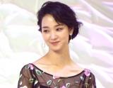 『全日本国民的美少女コンテスト』の第15回本選大会にゲスト出演した剛力彩芽 (C)ORICON NewS inc.
