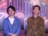 『フリースタイルダンジョン』新モンスターの(左から)裂固、呂布カルマ(C)テレビ朝日