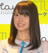 STU48の瀧野由美子=東京・銀座「ひろしまブランドショップTAU」 (C)ORICON NewS inc.