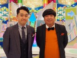 バナナマンがMCを務めるテレビ朝日系バラエティー『ソノサキ』が火曜午後11時台でレギュラー化(C)テレビ朝日