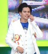 東京・お台場で連日開催中の『めざましライブ』に登場した超特急のカイ (C)ORICON NewS inc.