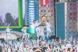 東京・お台場で連日開催中の『めざましライブ』に登場した超特急