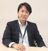 notall所属事務所・(株)ワロップ放送局の頃末敬社長 (C)ORICON NewS inc.