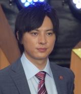 ドラマ『刑事7人』の夏祭りイベントに参加した塚本高史 (C)ORICON NewS inc.