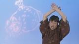 NHK・Eテレ『おはなしのくに』「佐藤二朗×かちかち山」9月25日放送(C)NHK