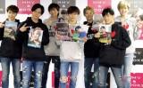 超特急が写真集イベント (17年08月15日)