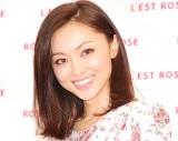 モデルの徳澤直子が第2子出産 (17年08月16日)