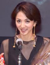 『第25回 日本映画批評家大賞 実写部門』授賞式に出席した満島ひかり (C)ORICON NewS inc.