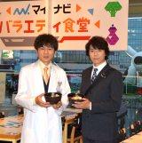 上川隆也(右)と甲本雅裕 (C)ORICON NewS inc.