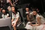 『NGT48劇場お仕事体験』に目を輝かせる小学生たち(C)AKS